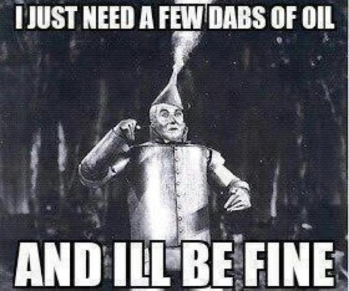 Tin Man Meme Just Needs A Dab All Things Dank
